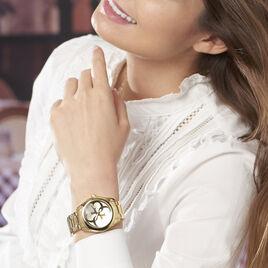 Montre Guess G Twist Champagne - Montres tendances Femme | Histoire d'Or