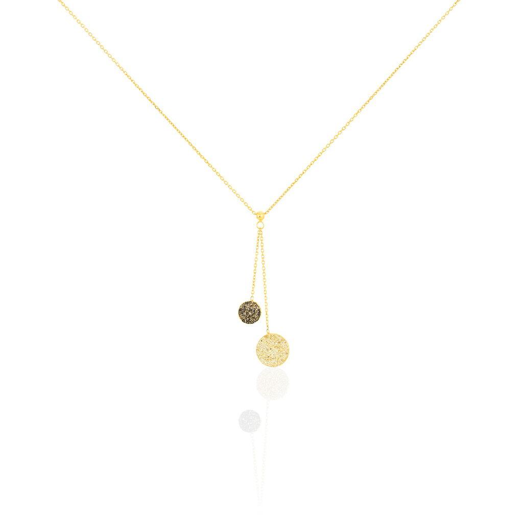 Collier Ileana Or Jaune - Bijoux Femme | Histoire d'Or