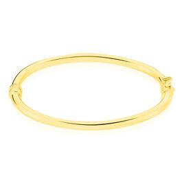 Bracelet Jonc Ida Or Jaune - Bracelets Naissance Enfant | Histoire d'Or