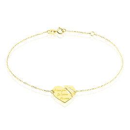 Bracelet Asella Or Jaune - Bijoux Femme | Histoire d'Or