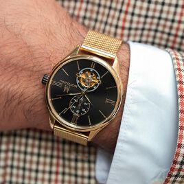 Montre Montignac Noir - Montres Homme   Histoire d'Or