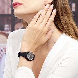 Montre Ice Watch Glam Noir - Montres Femme | Histoire d'Or