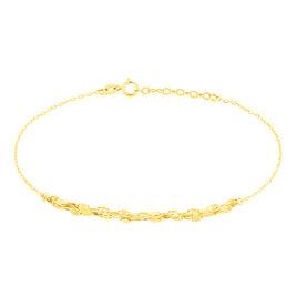 Bracelet Clareto Or Jaune - Bijoux Femme | Histoire d'Or
