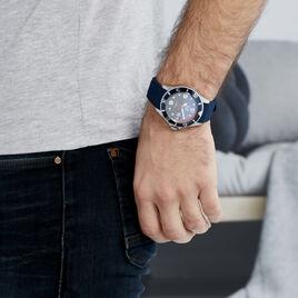 Montre Ice Watch Steel Bleu - Montres classiques Homme   Histoire d'Or