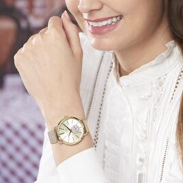 Montre Michael Kors Portia Champagne - Montres Femme | Histoire d'Or