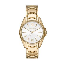 Montre Michael Kors Whitney Blanc - Montres tendances Femme | Histoire d'Or