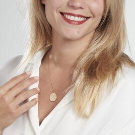 Collier Astro Plaque Or - Colliers Zodiaque Femme   Histoire d'Or