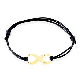 Bracelet Infini Or Jaune - Bracelets Infini Femme | Histoire d'Or