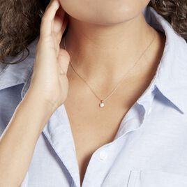Collier Grace Or Jaune Diamants - Bijoux Femme | Histoire d'Or