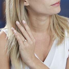 Bague Petunia Or Jaune Diamant - Bagues avec pierre Femme | Histoire d'Or