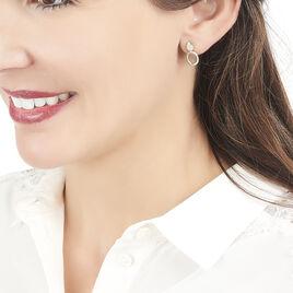 Bijoux D'oreilles Emilia Or Jaune Diamant - Ear cuffs Femme | Histoire d'Or
