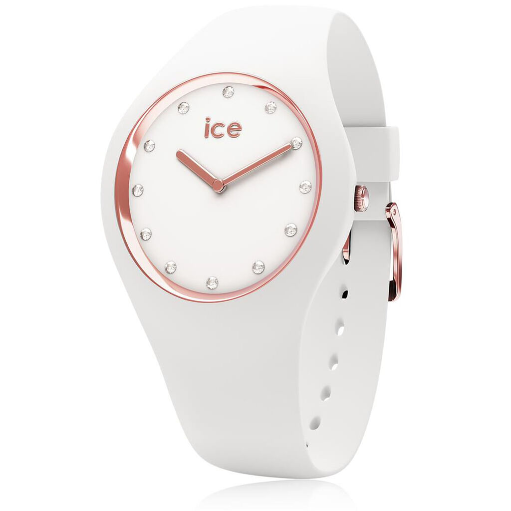 Montre Ice Watch Cosmos Blanc