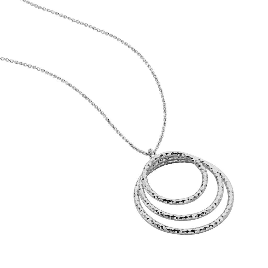 Collier Rachelle Argent Blanc - Bijoux Femme | Histoire d'Or
