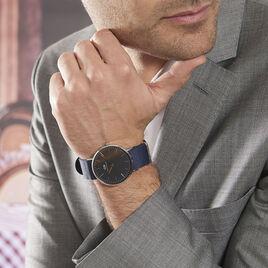 Montre Daniel Wellington Classic Bayswater Noir - Montres tendances Homme | Histoire d'Or