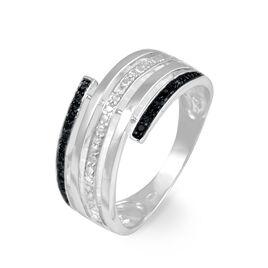 Bague Eleonore Or Blanc Diamant - Bagues avec pierre Femme   Histoire d'Or