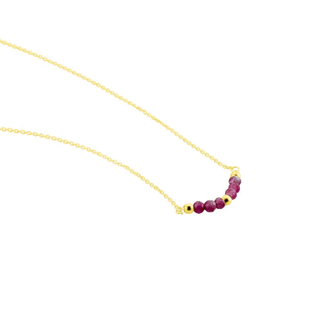Collier Tova Or Jaune Tourmaline - Bijoux Femme | Histoire d'Or
