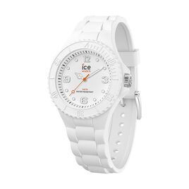 Montre Ice Watch Generation Blanc - Montres Famille   Histoire d'Or