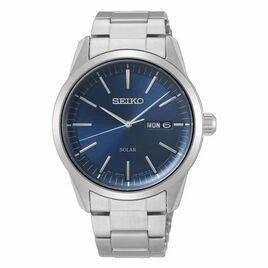 Montre Seiko Classique Bleu - Montres classiques Homme | Histoire d'Or