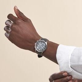 Montre Emporio Armani Renato Bleu - Montres tendances Homme | Histoire d'Or