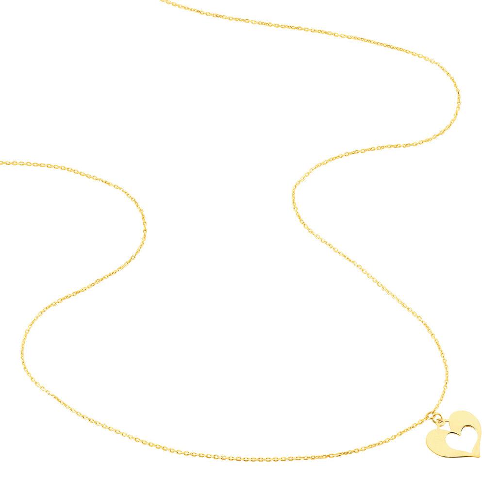 Collier Mariette Or Jaune - Bijoux Femme   Histoire d'Or