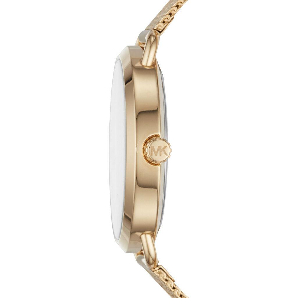 Montre Michael Kors Portia Champagne - Montres tendances Femme   Histoire d'Or
