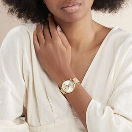 Montre Michael Kors Portia Champagne - Montres tendances Femme | Histoire d'Or