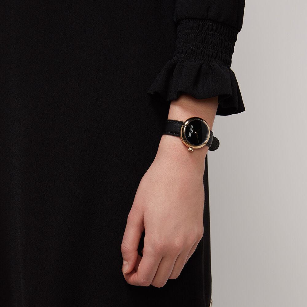 Montre Marc Jacobs Nariana Noir de modèles