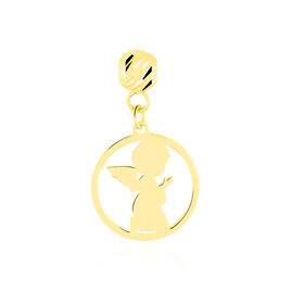 Charm Or Jaune Ange - Charms Femme | Histoire d'Or