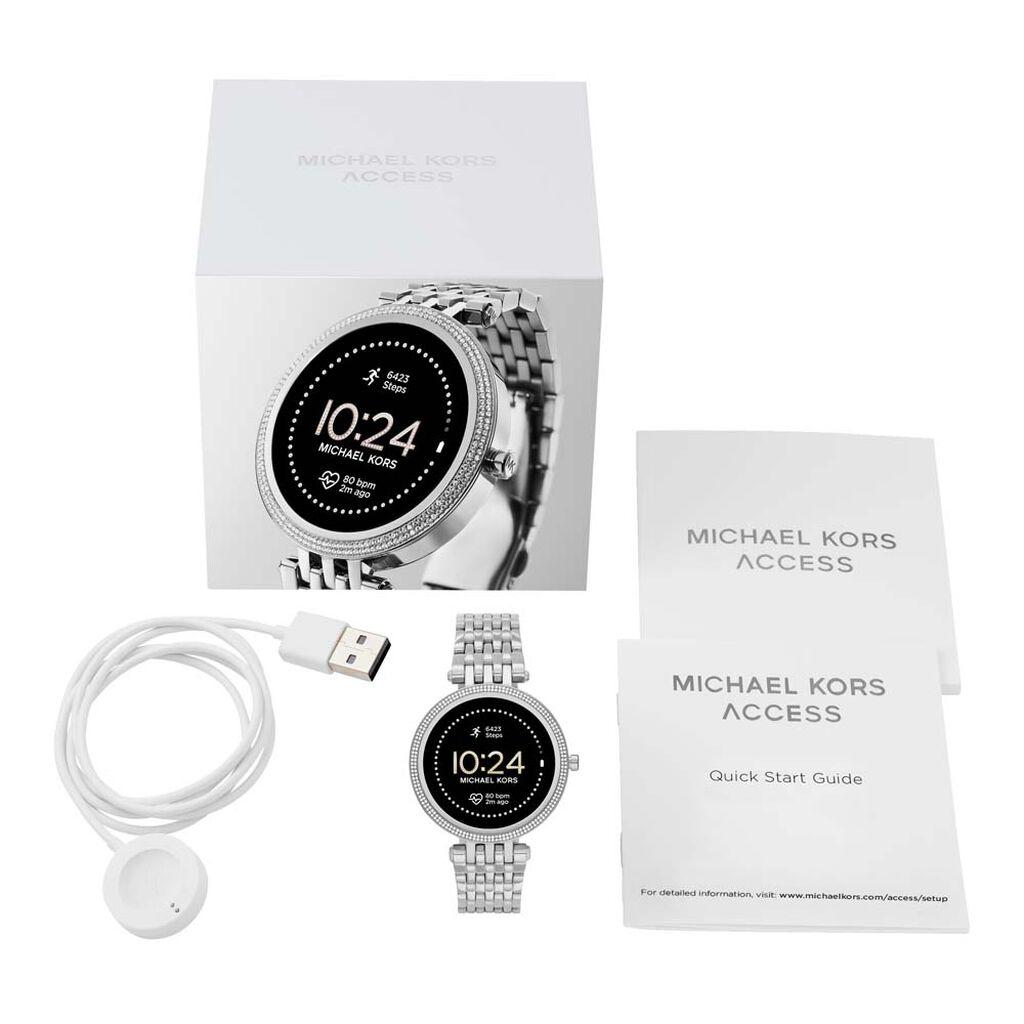 Montre Michael Kors Gen 5e Darci Noir - Montres Femme | Histoire d'Or