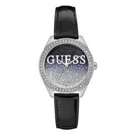Montre Guess Glitter Noir - Montres tendances Femme | Histoire d'Or