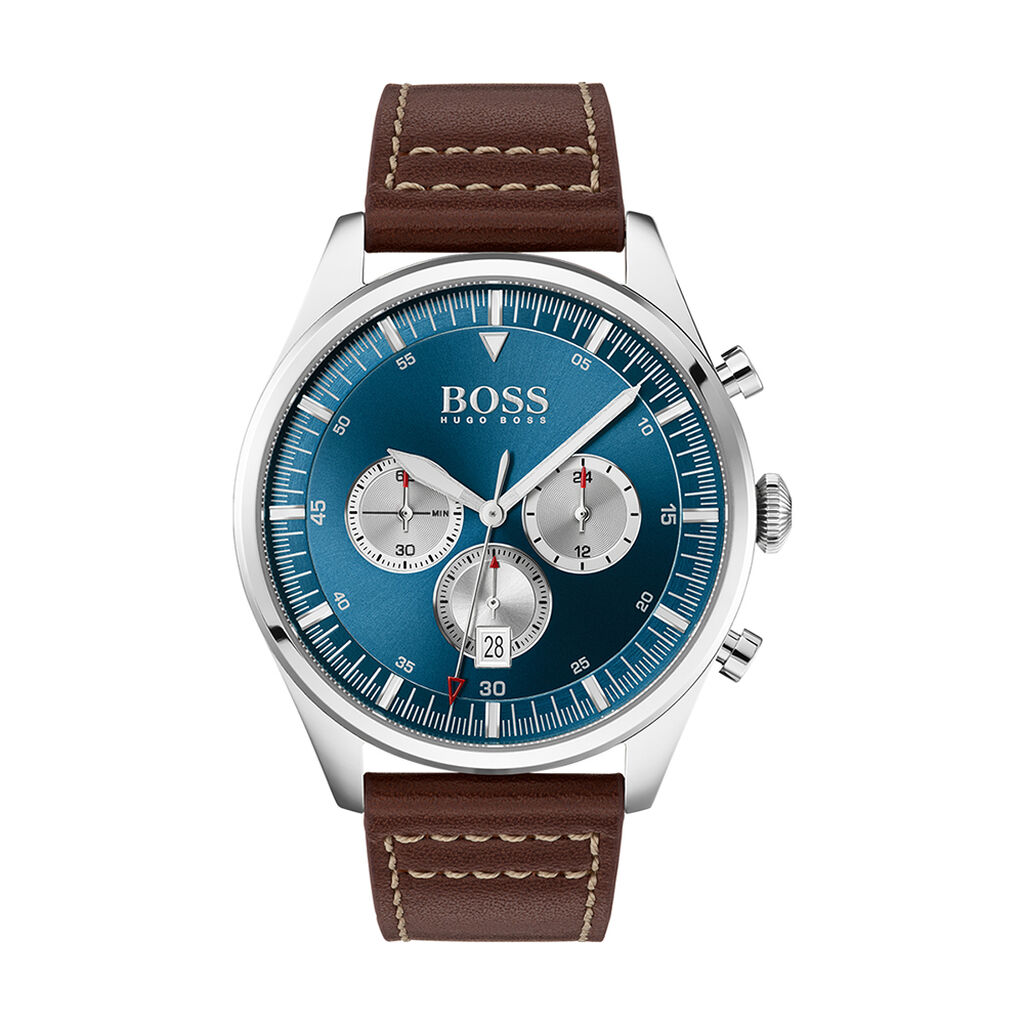Montre Boss Pioneer 2 Tons - Montres Homme   Histoire d'Or