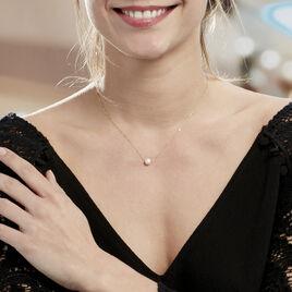 Collier Sissy Or Jaune Perle De Culture - Bijoux Femme | Histoire d'Or
