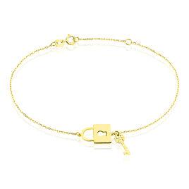 Bracelet Alisier Or Jaune - Bijoux Femme | Histoire d'Or