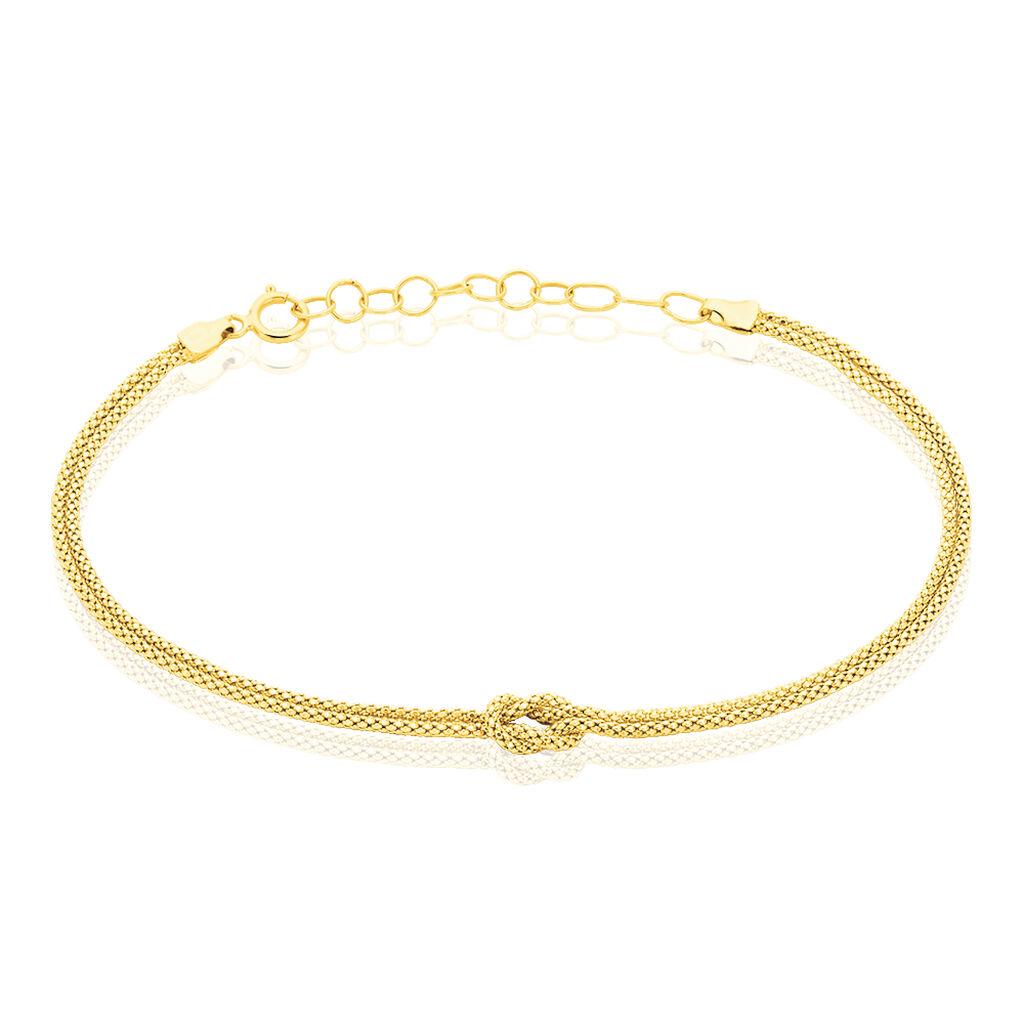 Bracelet Assil Or Jaune - Bijoux Femme   Histoire d'Or