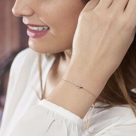 Bracelet Tylane Or Jaune Diamant - Bijoux Femme | Histoire d'Or