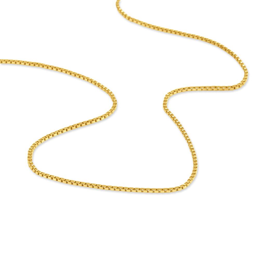 Chaîne Igor Maille Venitienne Or Jaune - Chaines Femme | Histoire d'Or