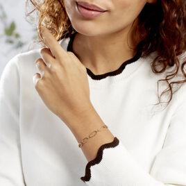 Bracelet Alma Or Jaune - Bijoux Femme | Histoire d'Or