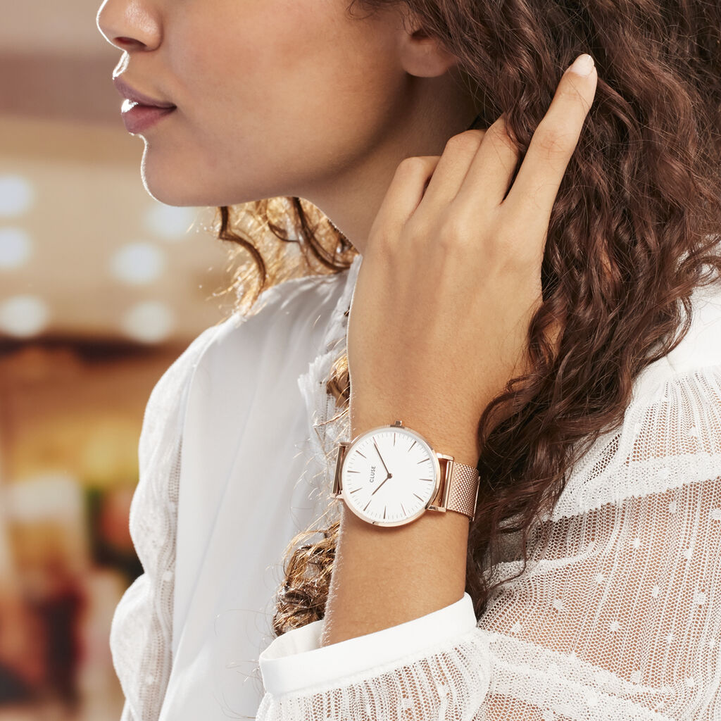 Montre Cluse Cw0101201001 - Montres tendances Femme   Histoire d'Or
