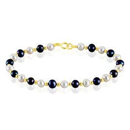 Bracelet Mirjam Or Jaune Perle De Culture - Bijoux Femme | Histoire d'Or