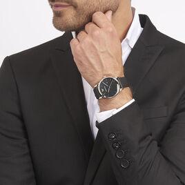 Montre Emporio Armani Luigi Noir - Montres tendances Homme | Histoire d'Or