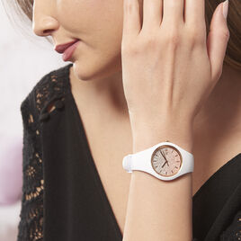 Montre Ice Watch Lo Rose - Montres sport Femme | Histoire d'Or