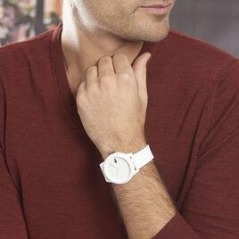 Montre Lacoste 12.12 Blanc - Montres classiques Homme | Histoire d'Or