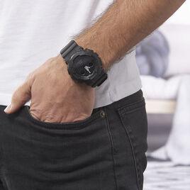 Montre Casio G-shock Black & White Noir - Montres Homme | Histoire d'Or