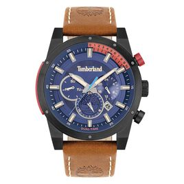 Montre Timberland Sherbrook Bleu - Montres Homme | Histoire d'Or