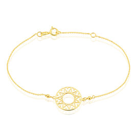Bracelet Florent Or Jaune - Bijoux Femme   Histoire d'Or