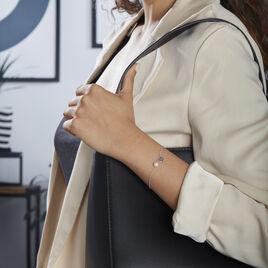 Bracelet Florenceau Argent Blanc Perle De Culture - Bracelets fantaisie Femme   Histoire d'Or