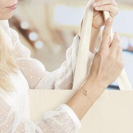 Bracelet Honorina Or Jaune - Bijoux Femme   Histoire d'Or