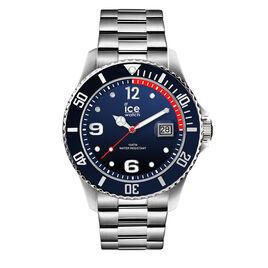 Montre Ice Watch Steel Noir - Montres classiques Homme   Histoire d'Or
