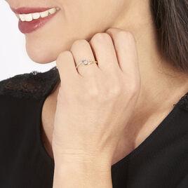 Bague Or Et Diamant - Bagues solitaires Femme | Histoire d'Or