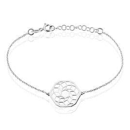 Bracelet Liola Argent Blanc - Bracelets fantaisie Femme | Histoire d'Or